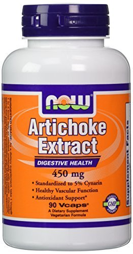 Now Foods Artichoke Extract 450mg, Veg-capsules, 90-Count by Now Foods
