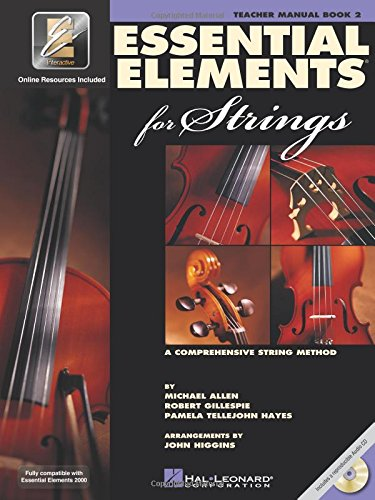 Download Essential Elements for Strings - Book 2 with EEi: Teacher Manual pdf