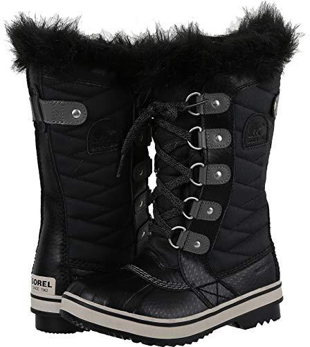 - Sorel Tofino II Black/Quarry 2 Youths Boots