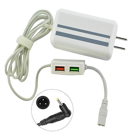 Amazon.com: Puremood Cargador de portátil universal 85 W AC ...