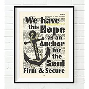 51ApPEdE-hL._SS300_ Anchor Decor & Nautical Anchor Decorations