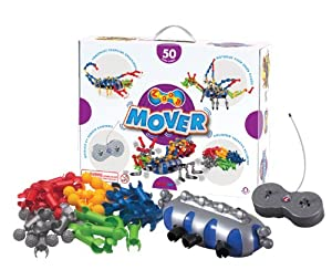 Zoobmover Power Building Set by Infinitoy