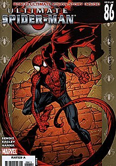 Ultimate Spider-man #86 (Silver Sable: Part 1) January 2006