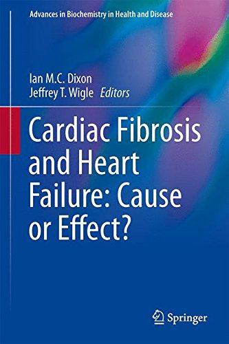 Cardiac Fibrosis And Heart Failure  Cause Or Effect   Advances In Biochemistry In Health And Disease