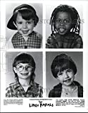 Historic Images - 1994 Vintage Press Photo Zachary Mabry, Ross Bagley and Jordan Warkol in Little Rascals.