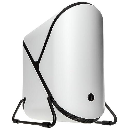 BitFenix Portal White Window SFX PSU Support Aluminium Design Mini ITX Case