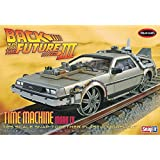 1/25 Back to the Future III Final Act Time Machine Snap