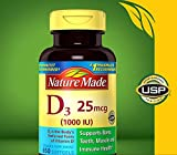 Nature Made Vitamin D3 1000 IU, Mega Size, 650-Count Softgels Review
