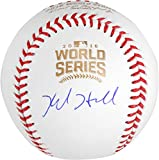 Kyle Hendricks Chicago Cubs Autographed 2016 MLB World Series Baseball - Fanatics Authentic Certified