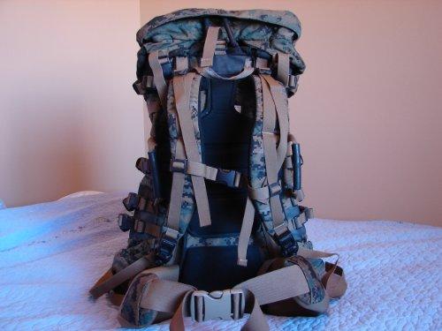 Usmc Digital Marpat Ilbe Arcteryx Main Pack / Straps / Hip Belt / Lid, Outdoor Stuffs