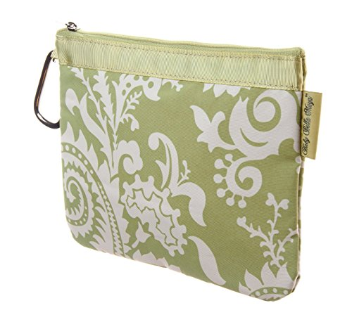 Baby Bella Maya Diaper Clutch, Sweet Pea