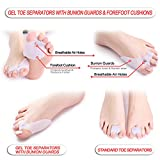 Bunion Corrector & Relief Kit-12 PCs-Adjustable