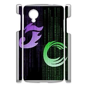 Google Nexus 5 Phone Case Erza Scarlet G7P7847993