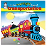 My First Highlight Book of Transportation (Early Start, Active Reading Method)