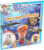 Blippi: Let's See Anim