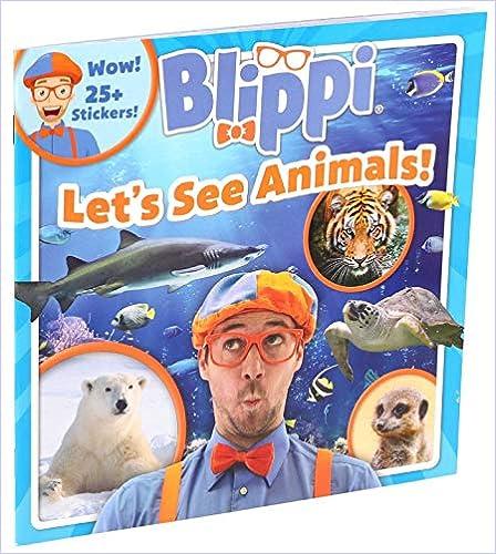Blippi: Lets See Animals!