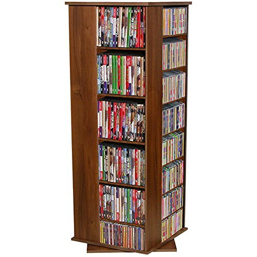 (Venture Horizon Revolving Media Tower 900 Walnut)