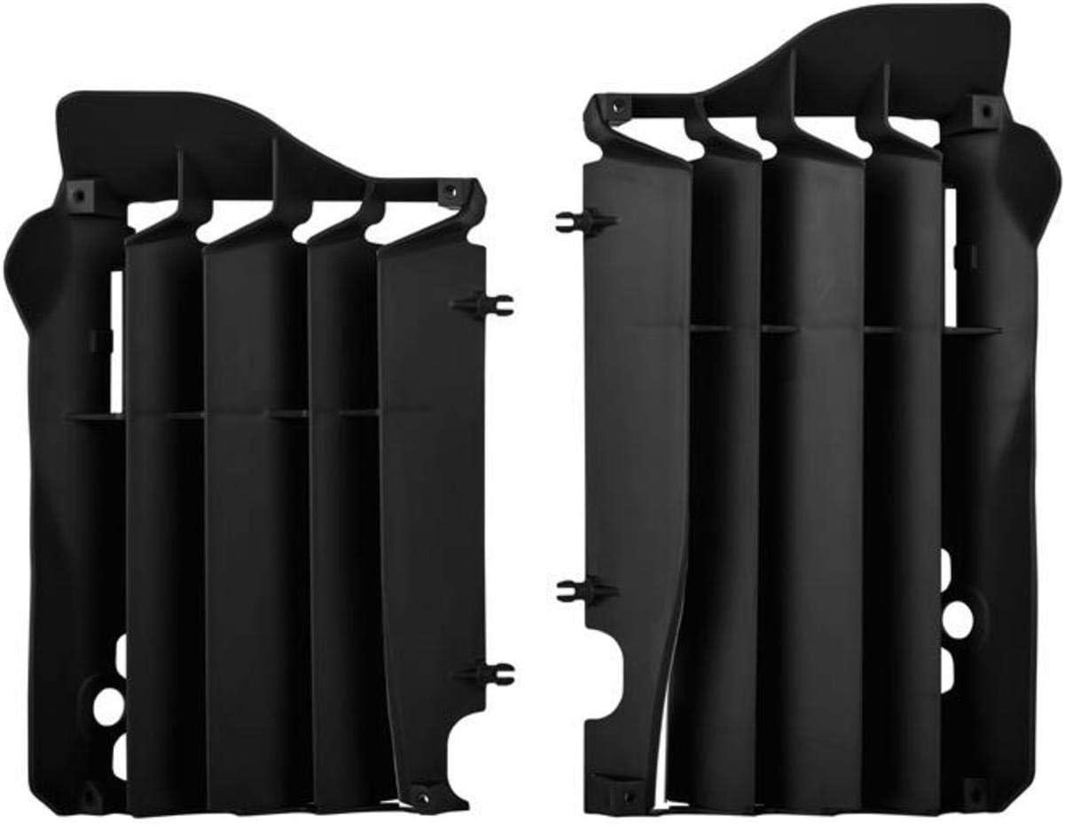 Polisport Radiator Louvers Black Honda CRF450R 2013-2014; 8455800001 64-56516