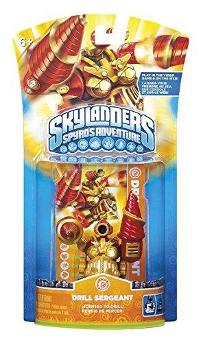 3 opinioni per Skylanders Spyro's Adventure: Character Pack (Drill Sergeant) [Edizione: Regno