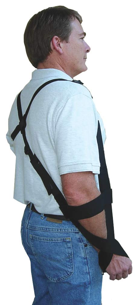 GivMohr Sling: X-Small (Latex Free, Made in the USA by GivMohr Corporation, Albuquerque, NM)