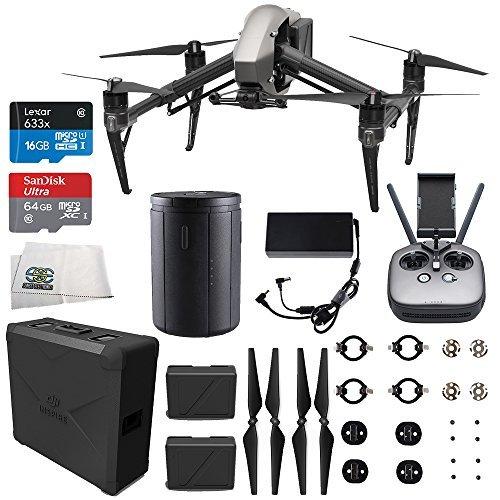 DJI Inspire 2 Quadcopter Starters Bundle