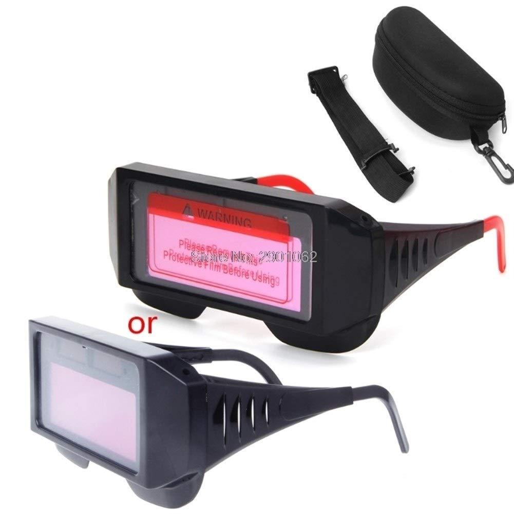 YUANYUAN521 Solar Auto Darkening Welding Mask Helmet Eyewear Goggles Welder Glasses by YUANYUAN521