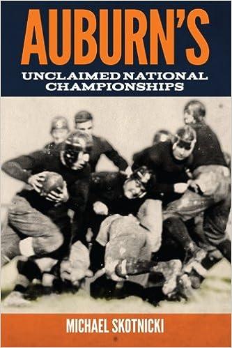 Auburns Unclaimed National Championships