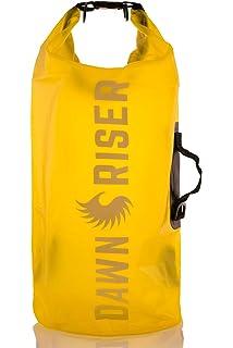 fe21eba3093 Dawn Riser Kayak Waterproof Dry Bag Backpack –   Transcluscent - for  Camping