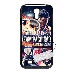Manny Pacquiao Samsung Galaxy S4 I9500 DIY Case, Manny Pacquiao Custom Case for Samsung Galaxy S4 I9500 at WANNG