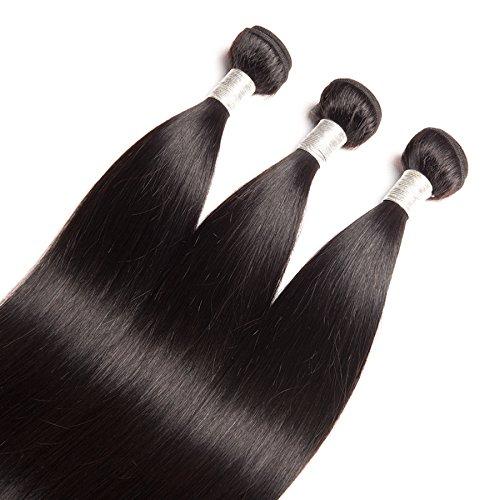 DaJun Hair Extension Chinese Virgin Remy Human Hair Bundles Deals Natural Straight Weave 3pcs/lot 300gram Natural Colour 26