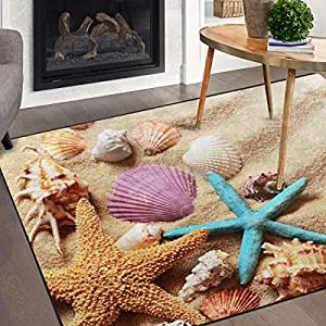 51ApUXRpZ6L._SS300_ Starfish Area Rugs For Sale