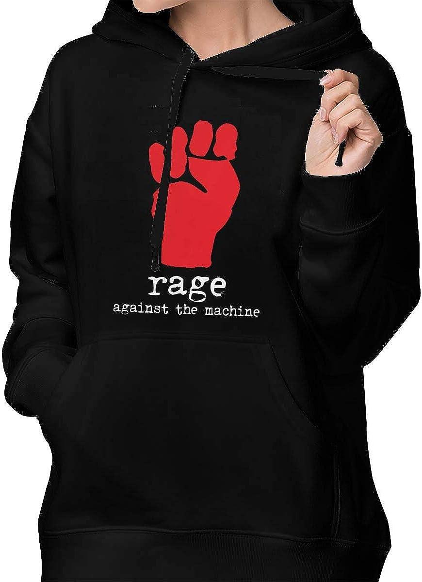 Rage Against The Machine Womens Cute Long Sleeve Sweatshirt Tops