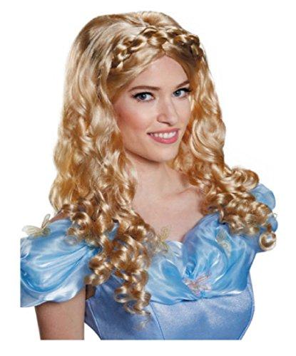 Disney Cinderella Movie Toddler Costumes (Disguise Cinderella Movie Child Wig Costume)
