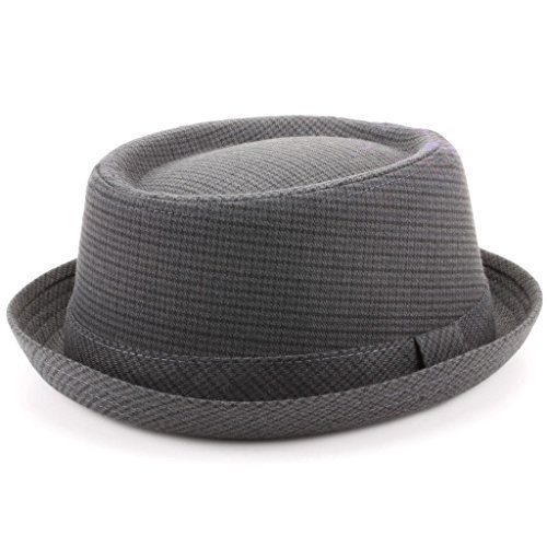 Hawkins Pork Pie Hat - Tweed