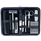 Men's Grooming Kit 10 Pc.