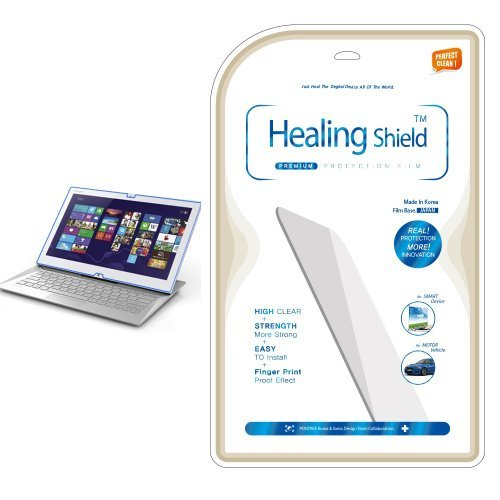 Healingshield AFP Olephobic Premium LCD Screen Protector for Sony VAIO Duo 13