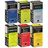 Bigelow Assorted Flavored Teas, Box of 168