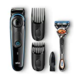 trimmer Braun BT3040 Men's Ultimate Hair Clipper / Beard Trimmer with 39 Length Settings for Ultimate Precision