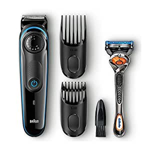 Braun BT3040 Men's Ultimate Hair Clipper / Beard Trimmer with 39 Length Settings for Ultimate Precision