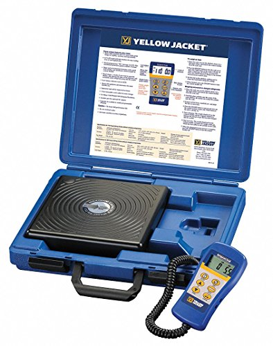 Refrigerant Scale, Electronic, 220 lb.