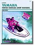 img - for W805 Yamaha Waverunner Wavejammer Personal Watercraft Repair Manual 1987-1992 Clymer book / textbook / text book