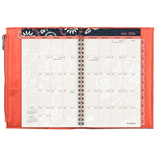 at a glance academic year weekly monthly planner appointment
