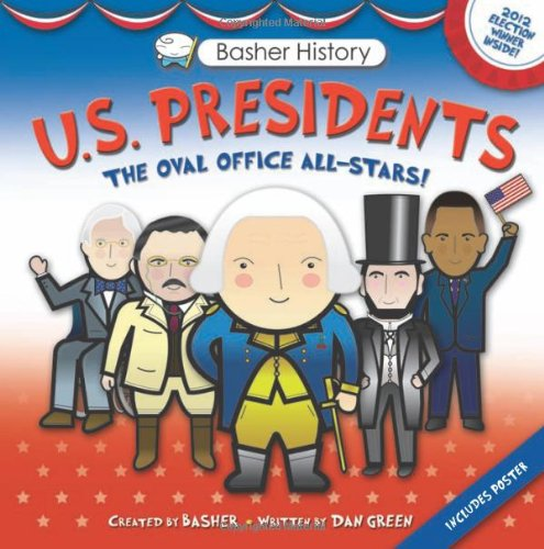 Basher History: US Presidents: Oval Office All-Stars by Kingfisher (Image #2)