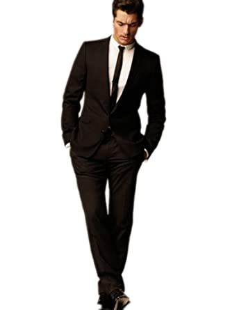 's Pant Suits For Weddings | Mlt Men S Custom Made Groom Wedding Jacket Pants Suits At Amazon