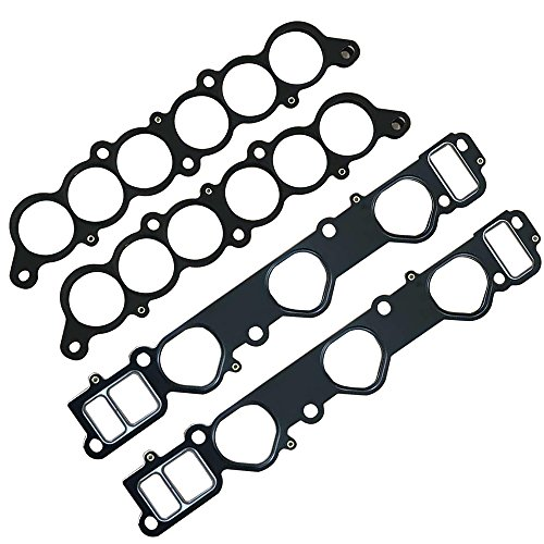 ECCPP Engine Compatible fit for Intake Manifold Gasketsfor 1995-2004 Tacoma 4Runner T100 Tundra 3.4L V6 DOHC Automotive Replacement Diesel Cylinder Head Gasket Sets