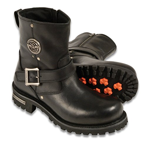 Waterproof Engineer Boots - 5