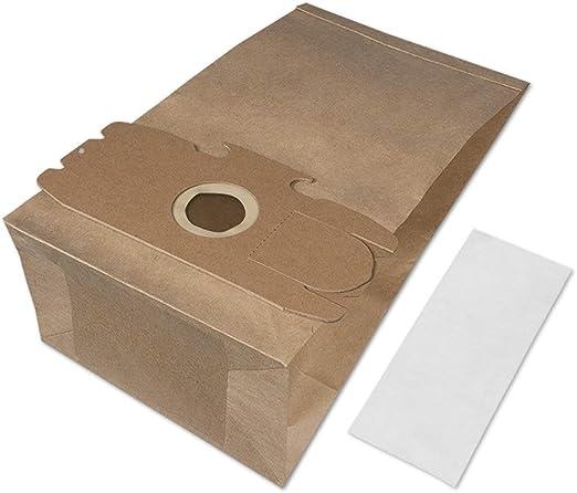 5 bolsas de aspiradora para AEG Comfort 1100 E Vampyr: Amazon.es ...