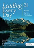 img - for Leading Every Day: Actions for Effective Leadership (Volume 3) book / textbook / text book