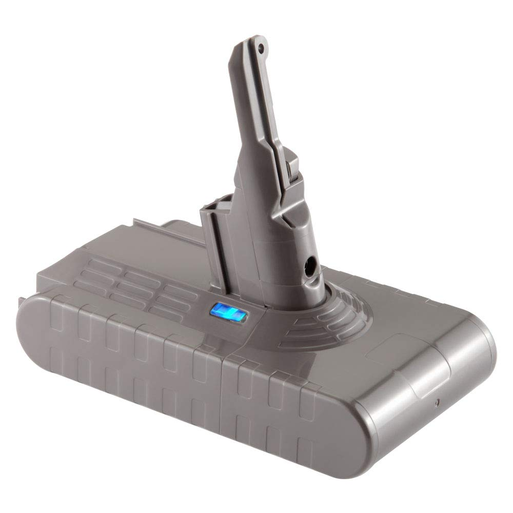 Upgraded to 4.5Ah, Jialitt Replacement Battery for Dyson V8 Animal Absolute Fluffy Motorhead Cordless Vacuum Clearner by jialimeiguo