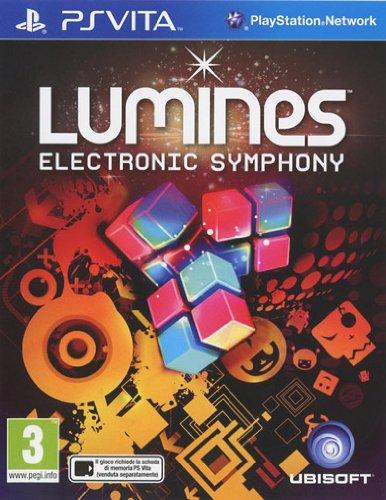 10 opinioni per Lumines: Electronic Symphony